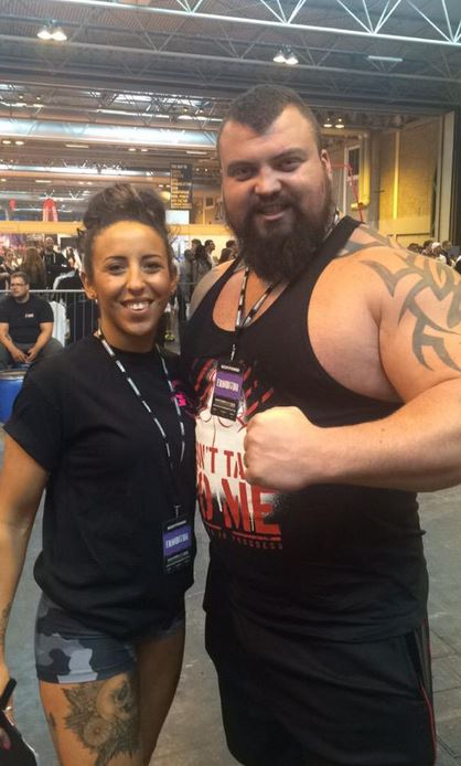 Results Of Bodypower Expo Strongman Competitions - Imperial