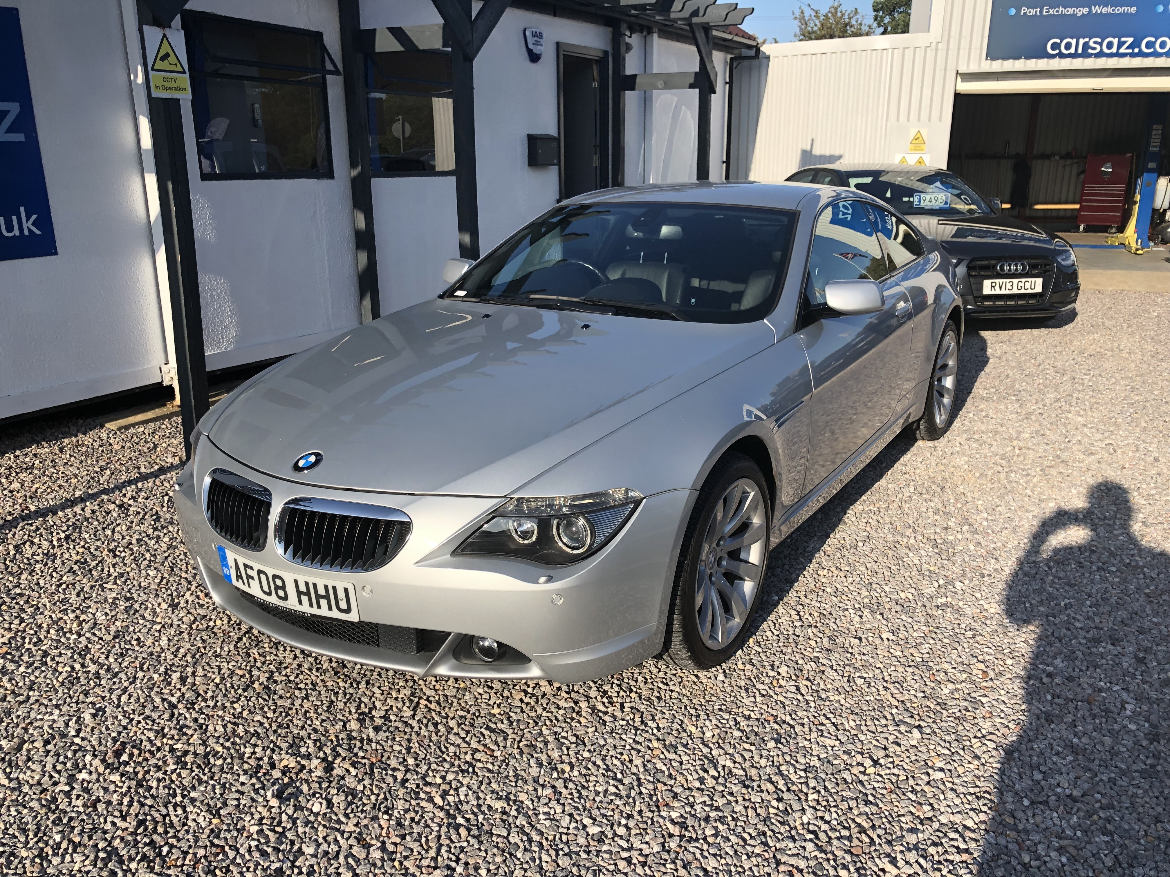Used BMW 6 Series 630i Sport 2dr Auto
