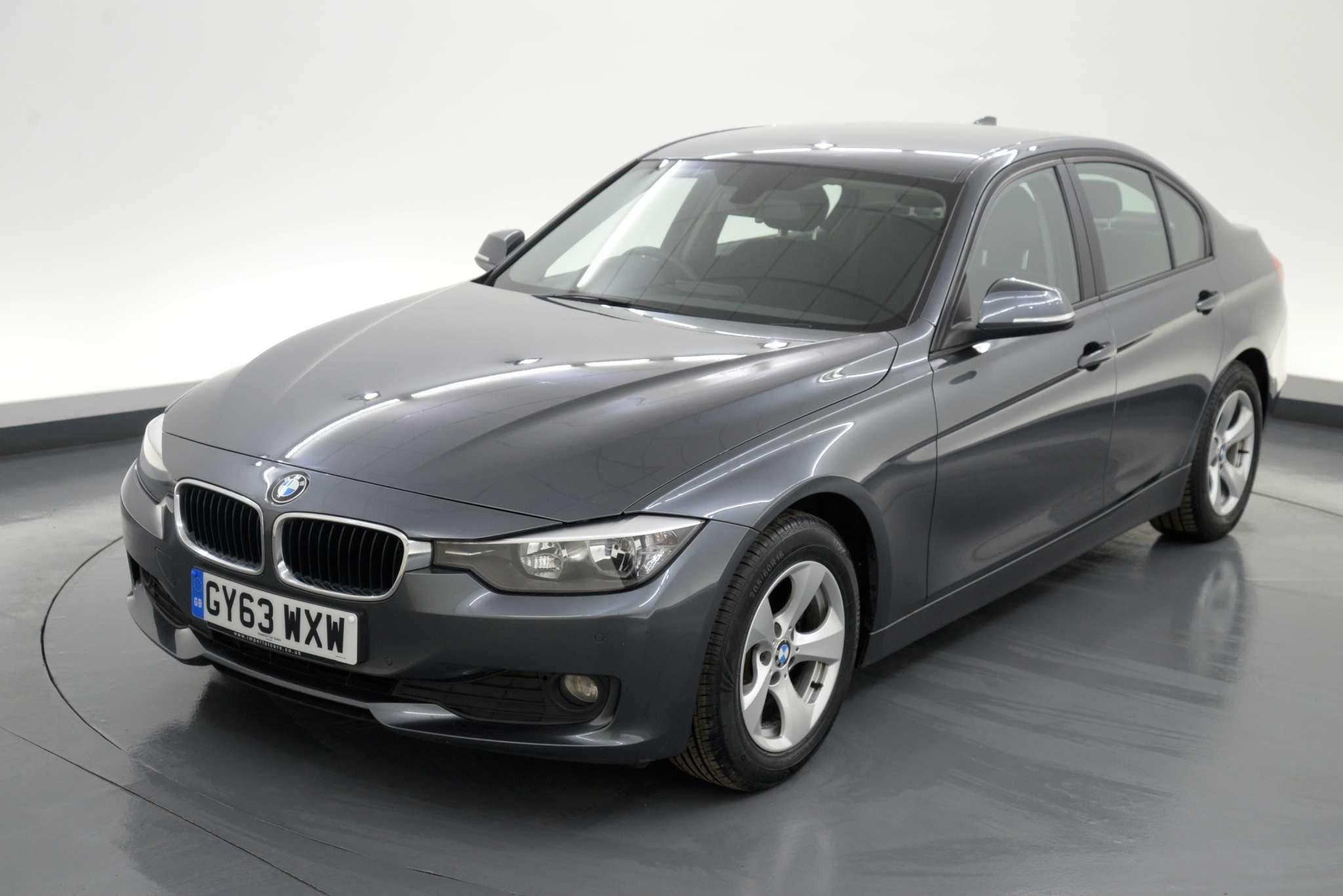 BMW 3 Series 320d EfficientDynamics 4dr