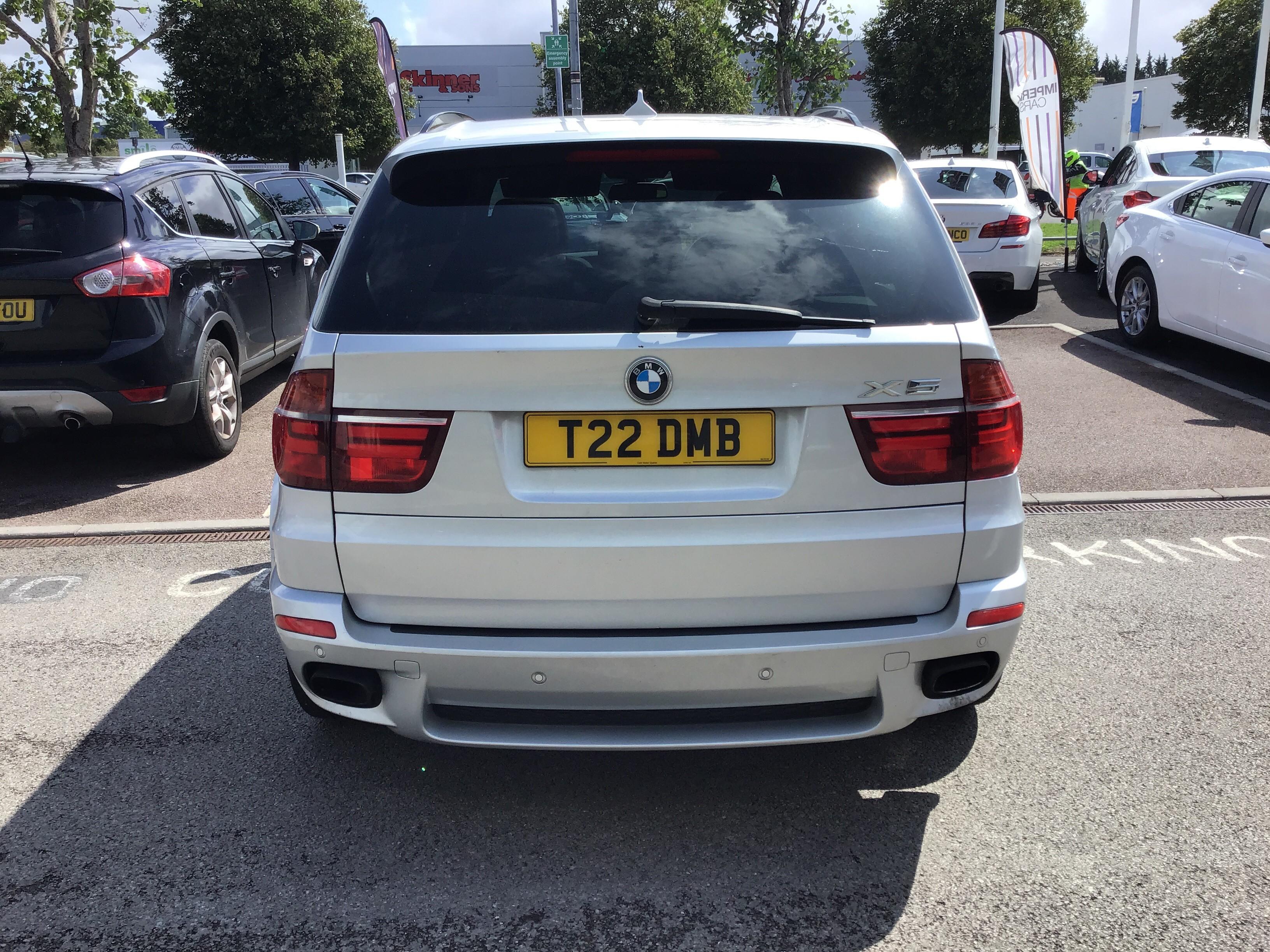 BMW X5 xDrive30d M Sport 5dr Auto Exterior 4