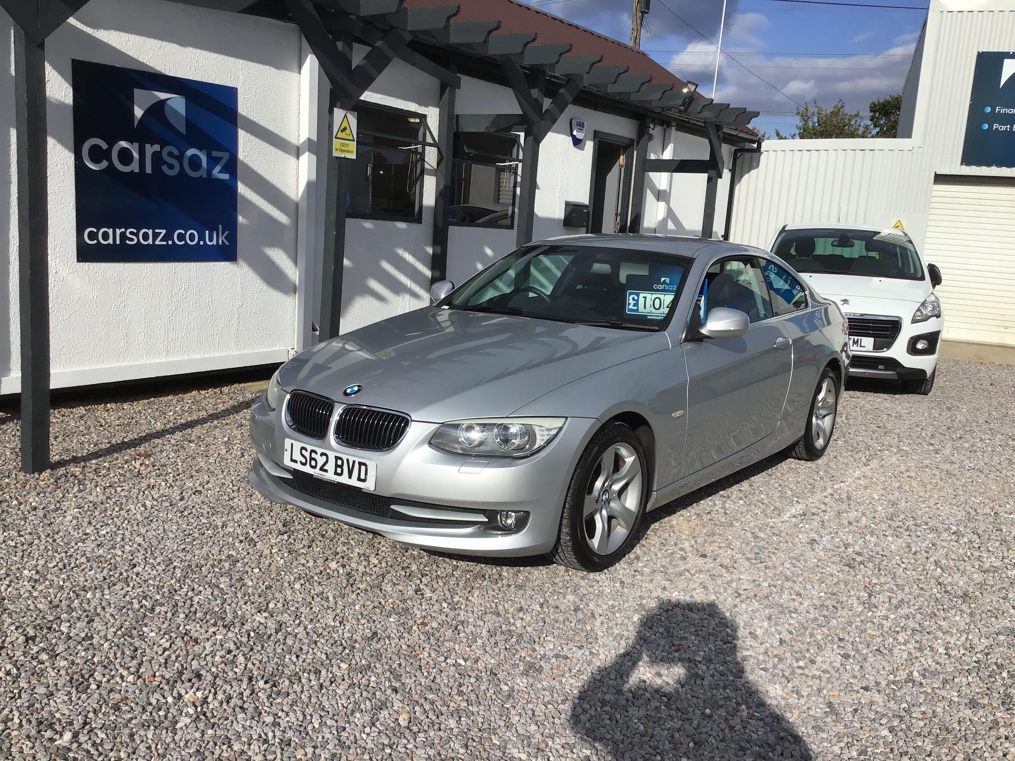 Used BMW 3 Series 325i SE 2dr Step Auto