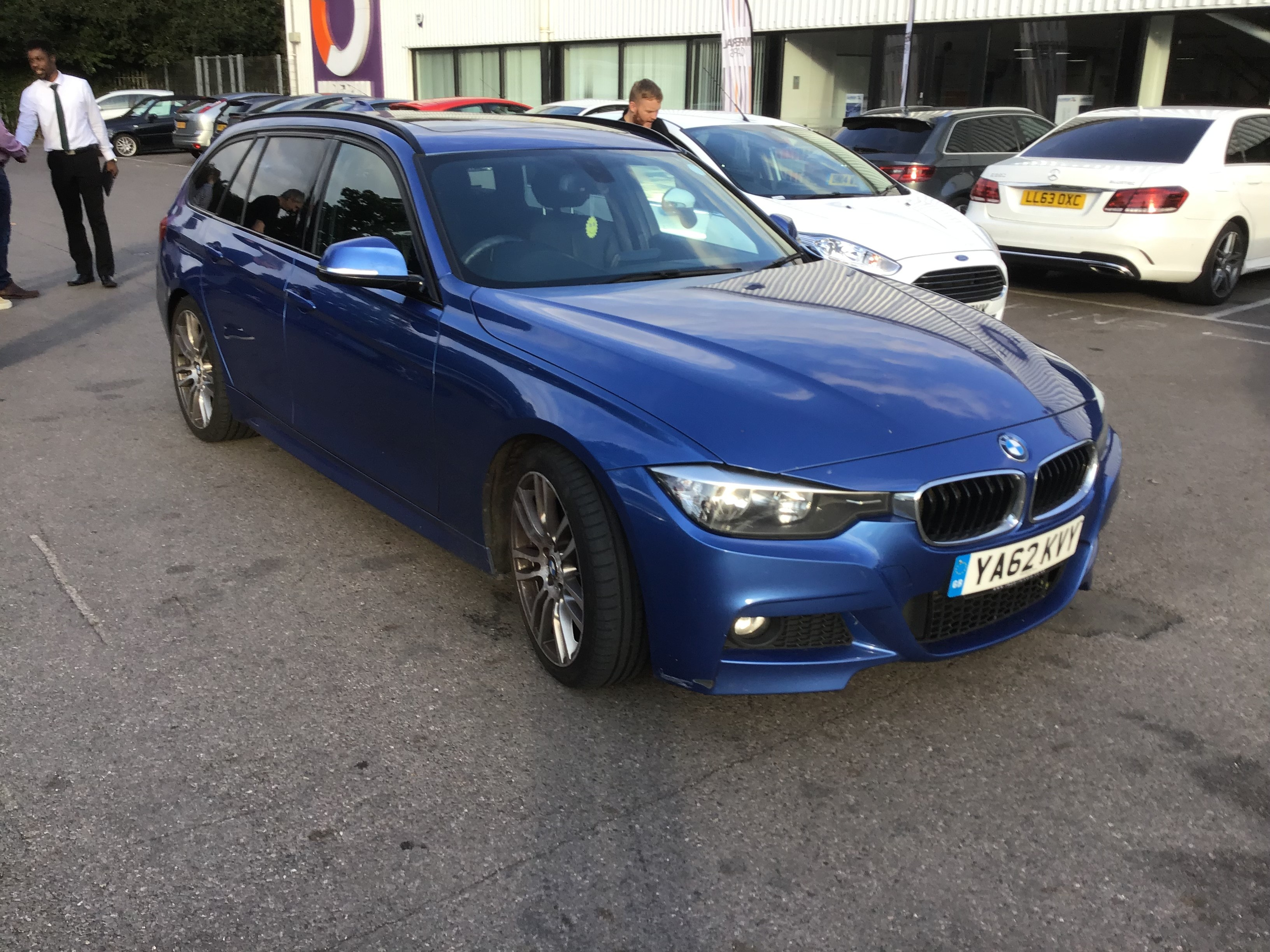 Used BMW 3 Series 320d M Sport 5dr Step Auto
