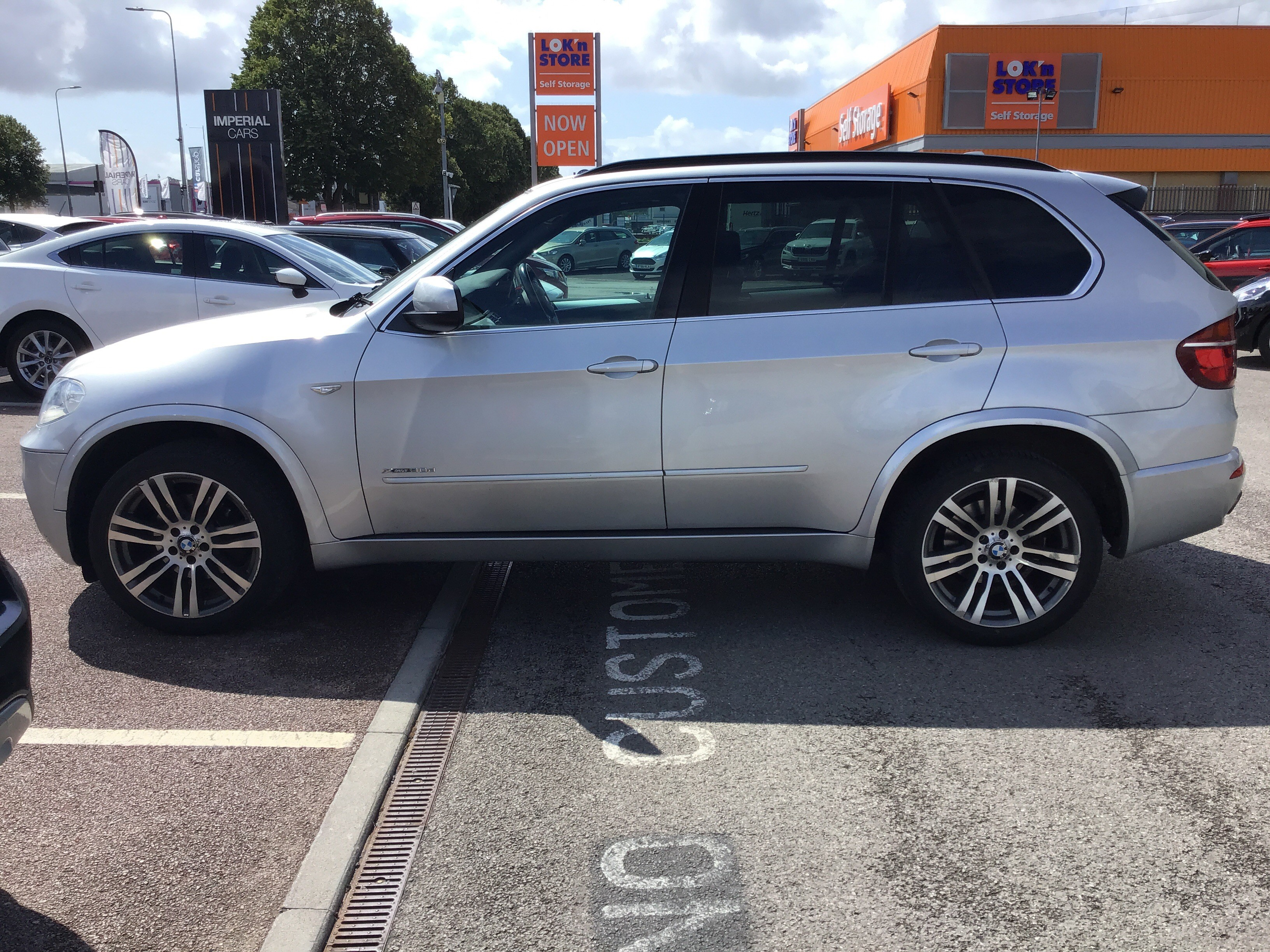BMW X5 xDrive30d M Sport 5dr Auto Exterior 3