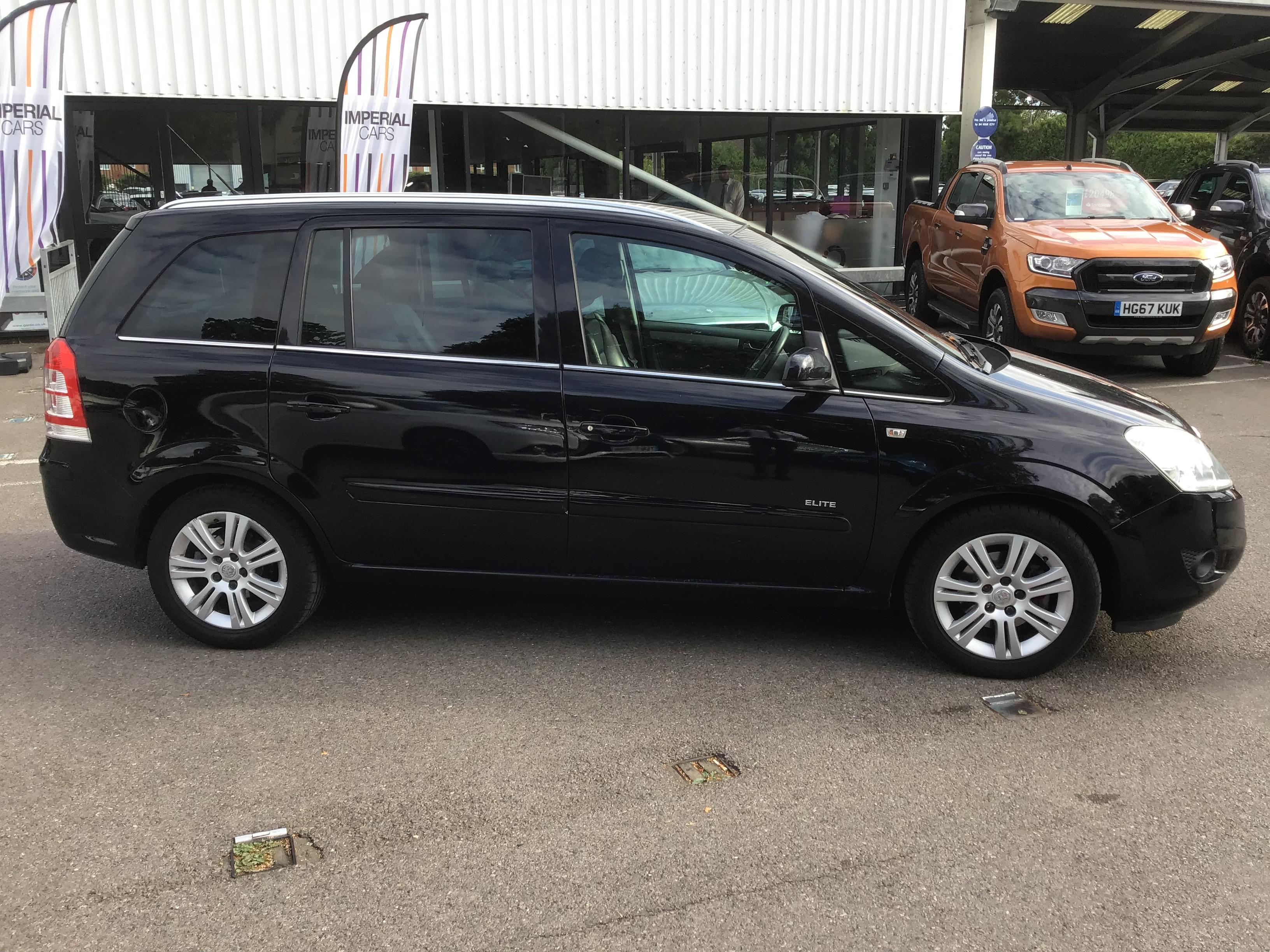 Vauxhall Zafira 1.8i Elite 5dr