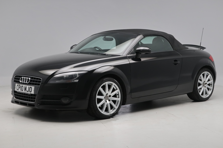 Audi TT 1.8T FSI 2dr [2011]
