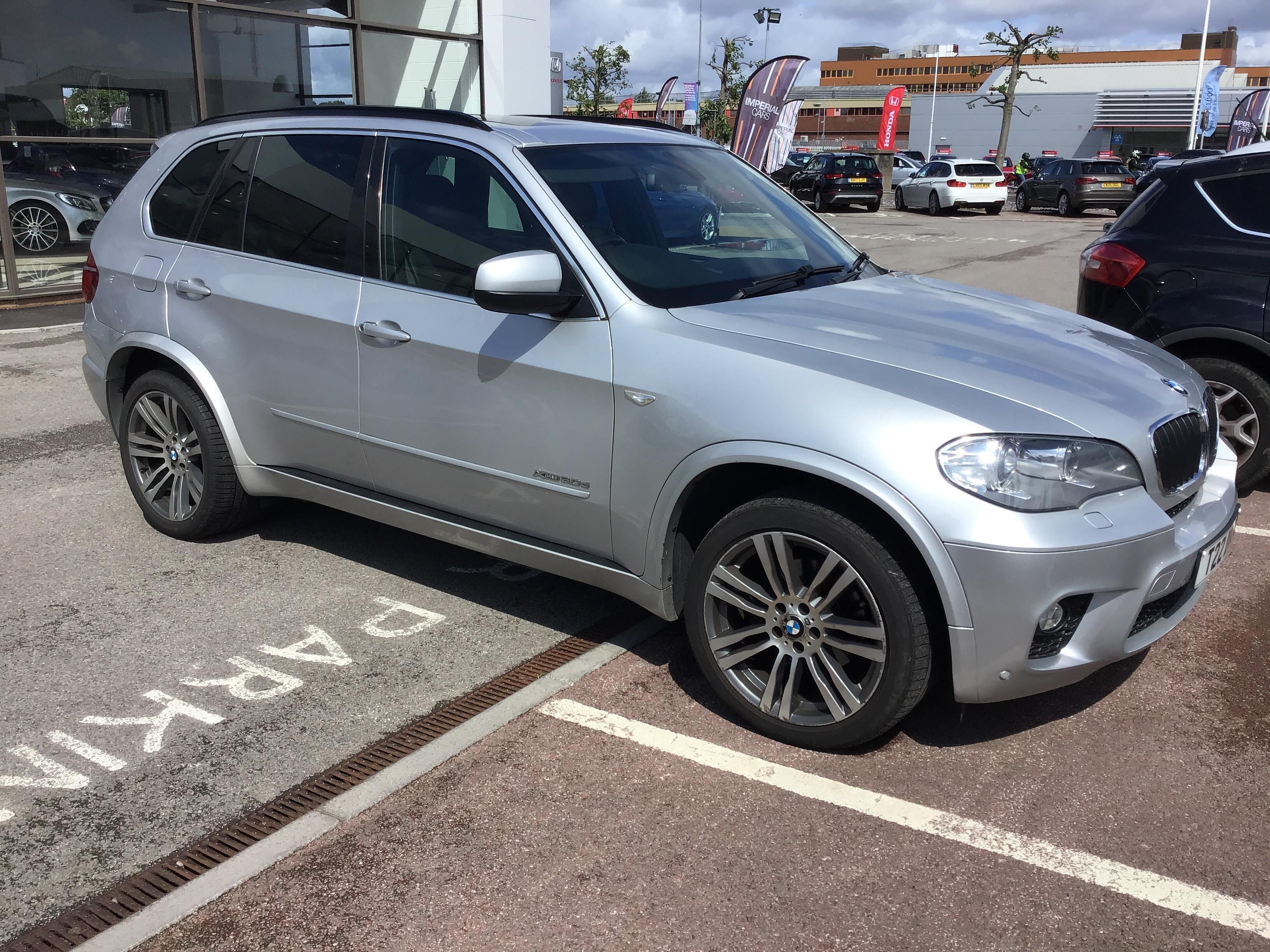 BMW X5 xDrive30d M Sport 5dr Auto Exterior 1