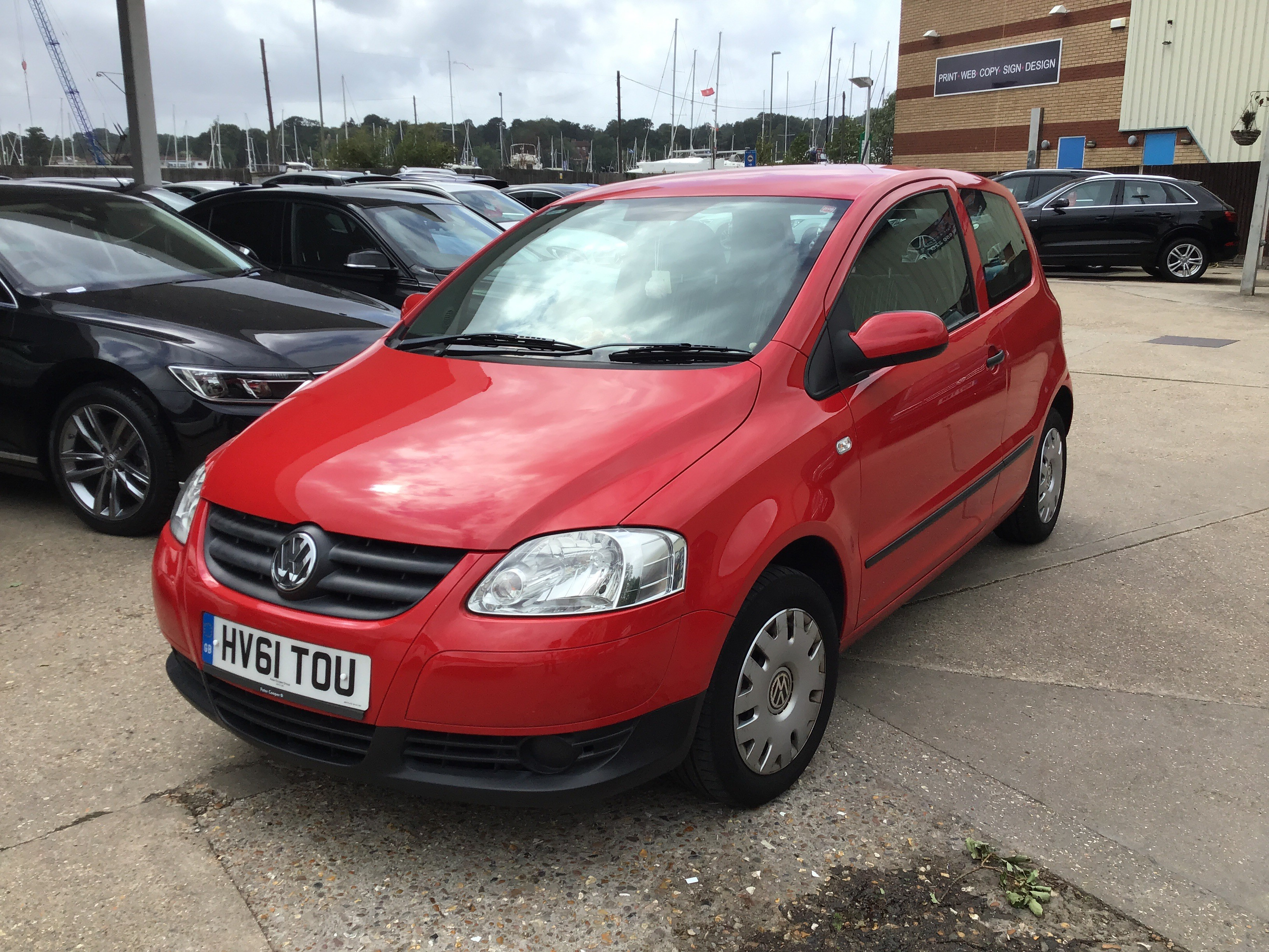 Volkswagen Fox 1.2 60 Urban  3dr