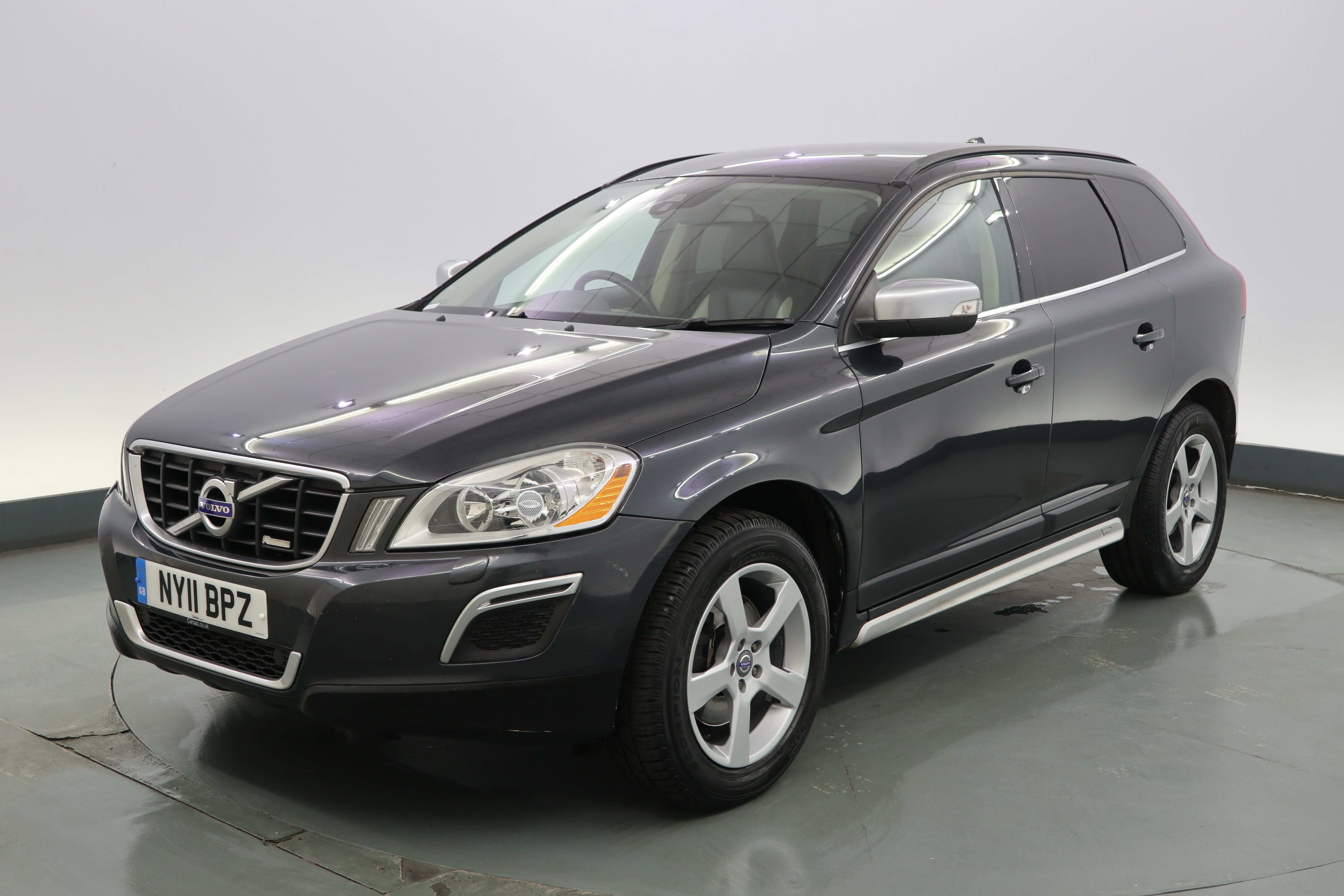 Volvo XC60 D3 [163] R DESIGN 5dr Geartronic