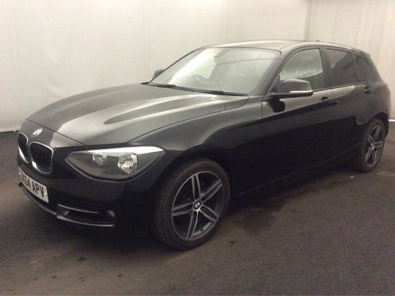 BMW 1 Series 116d Sport 5dr _empty_ 1