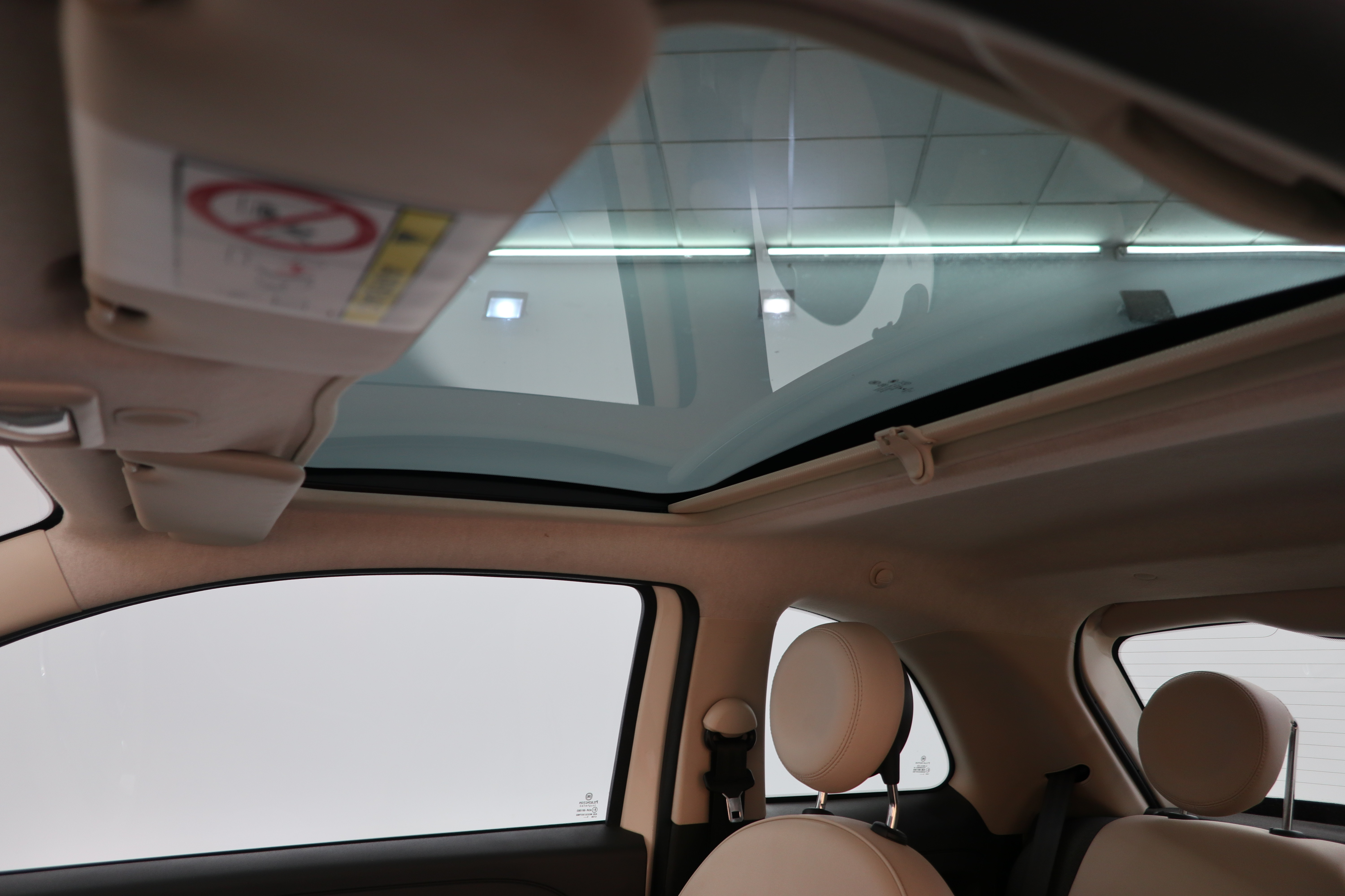 A Panoramic Roof is a large or multi panelled roof which opens above both the front and rear seats.