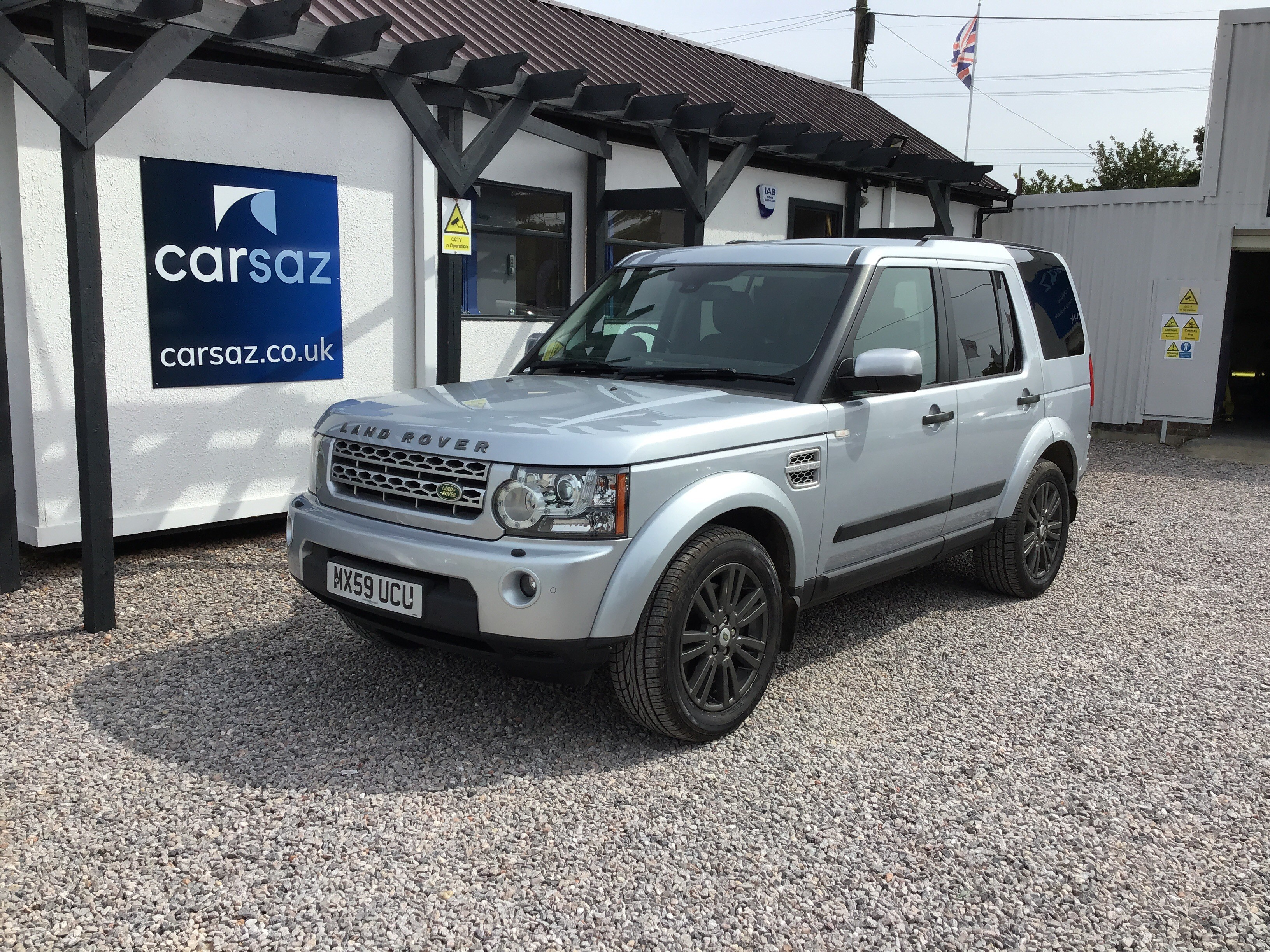 Land Rover Discovery 3.0 TDV6 HSE 5dr Auto Exterior 1