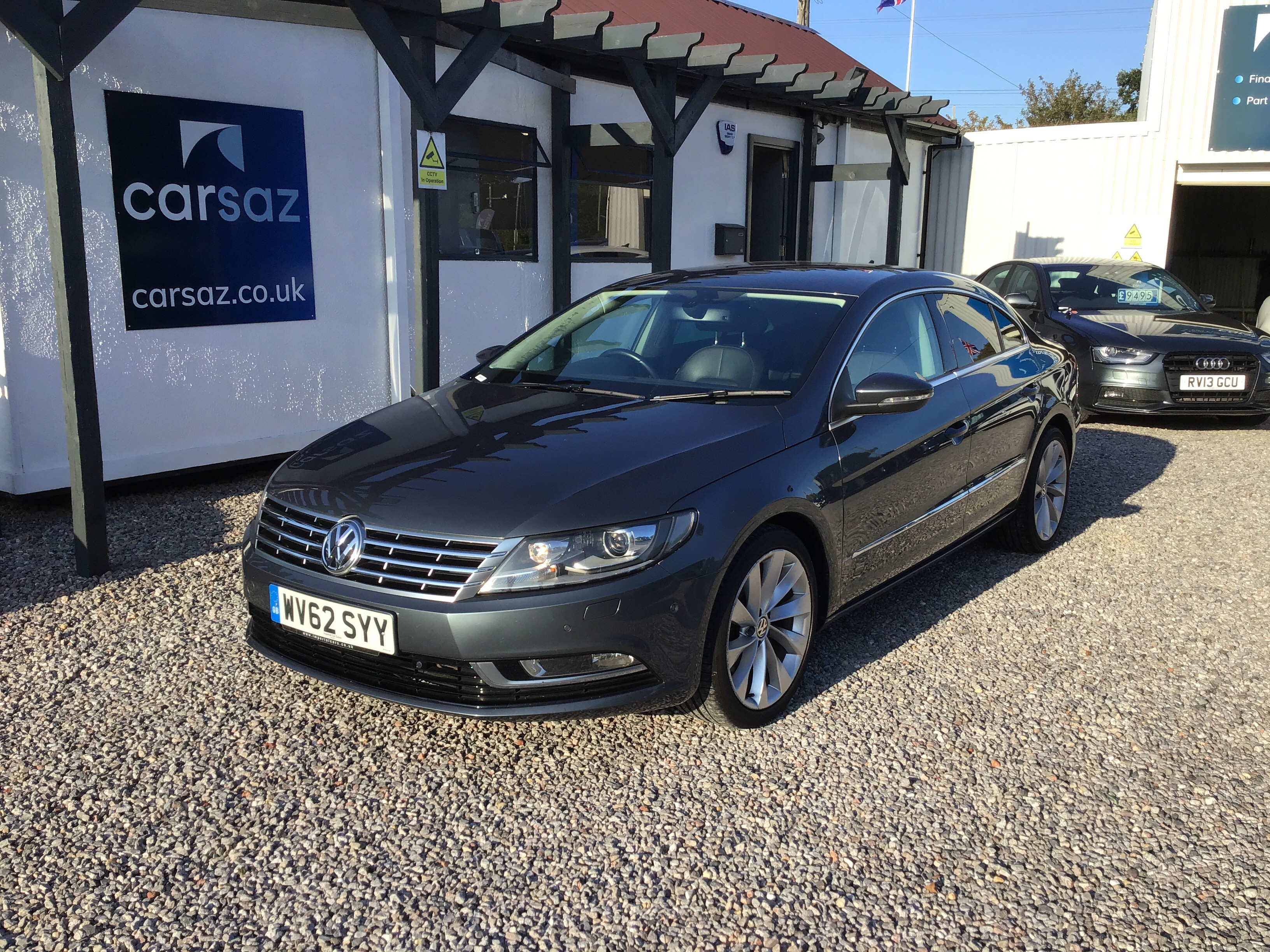 Used Volkswagen Passat CC 2.0 TDI 170 BlueMotion Tech GT 4dr