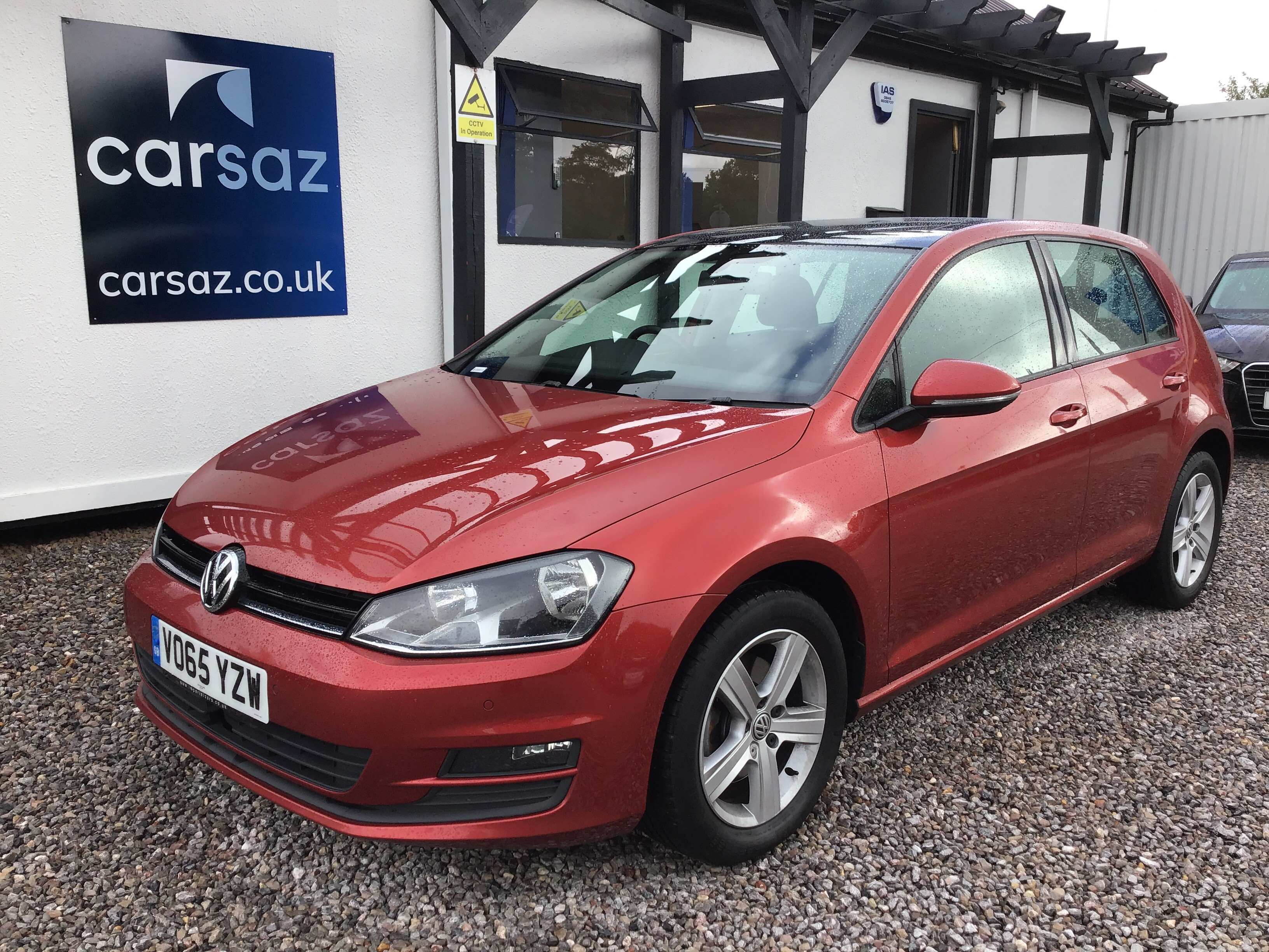 Used Volkswagen Golf 1.6 TDI 110 Match 5dr DSG
