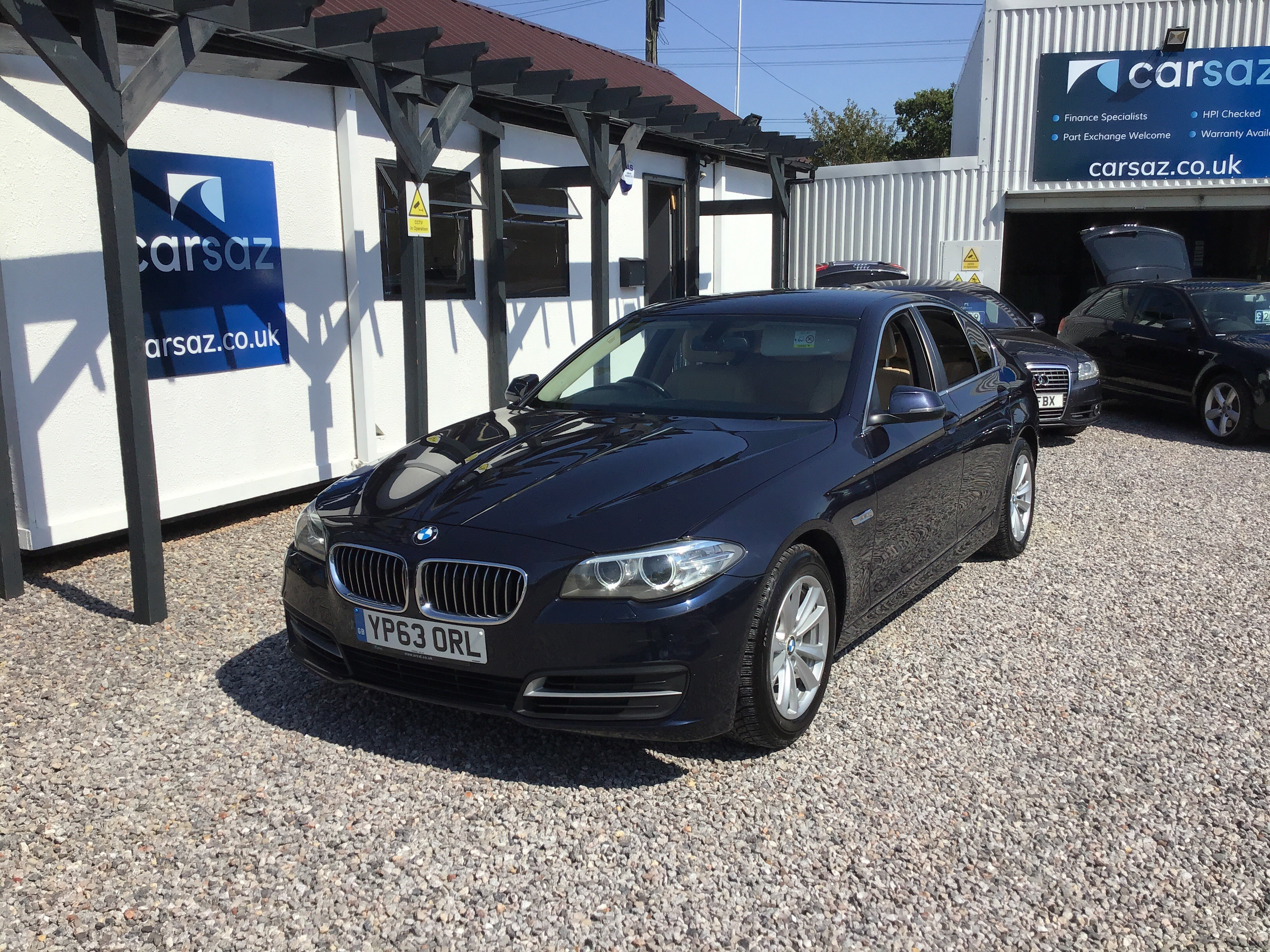 Used BMW 5 Series 520d SE 4dr Step Auto