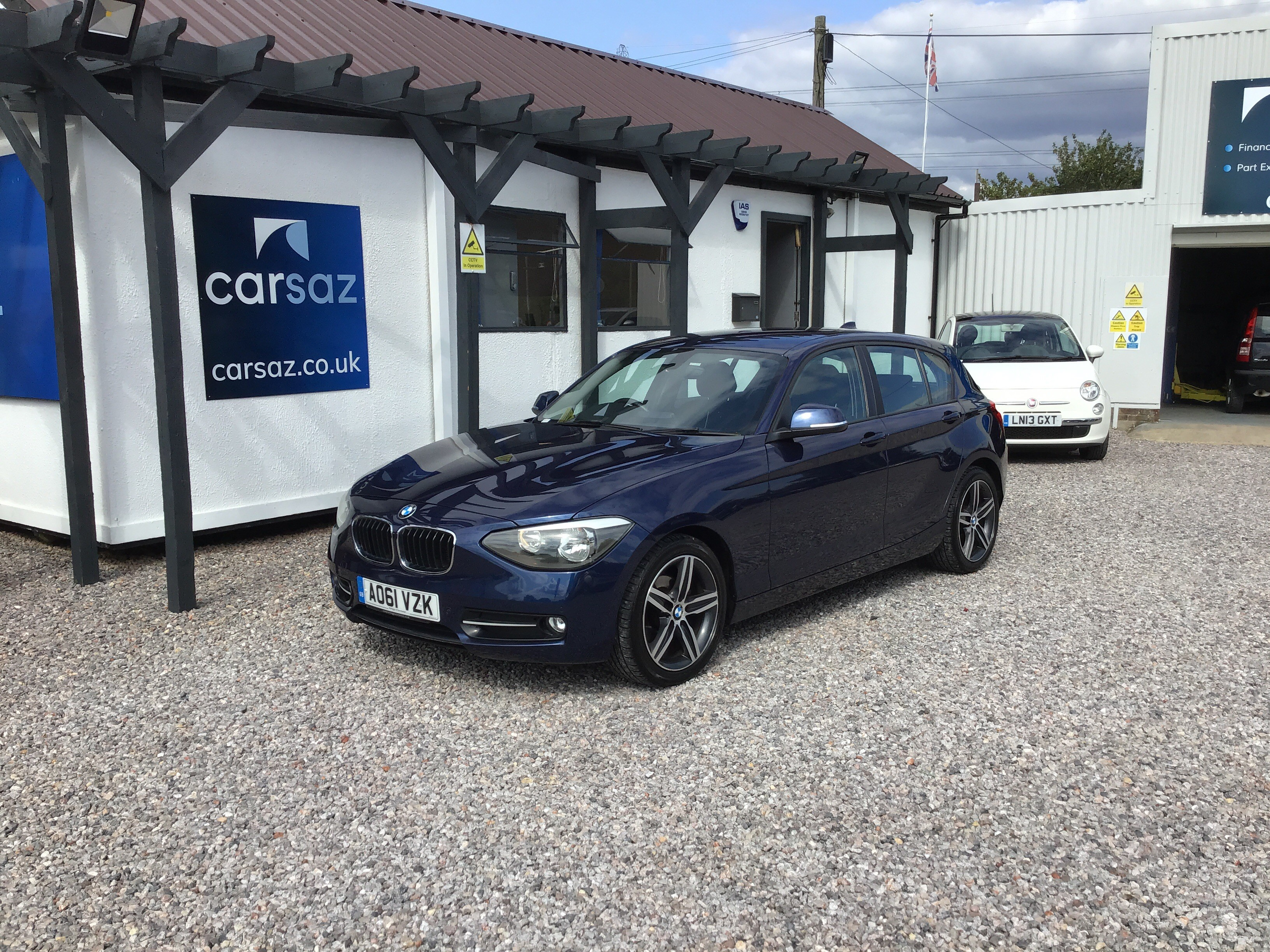 Used BMW 1 Series 118d Sport 5dr