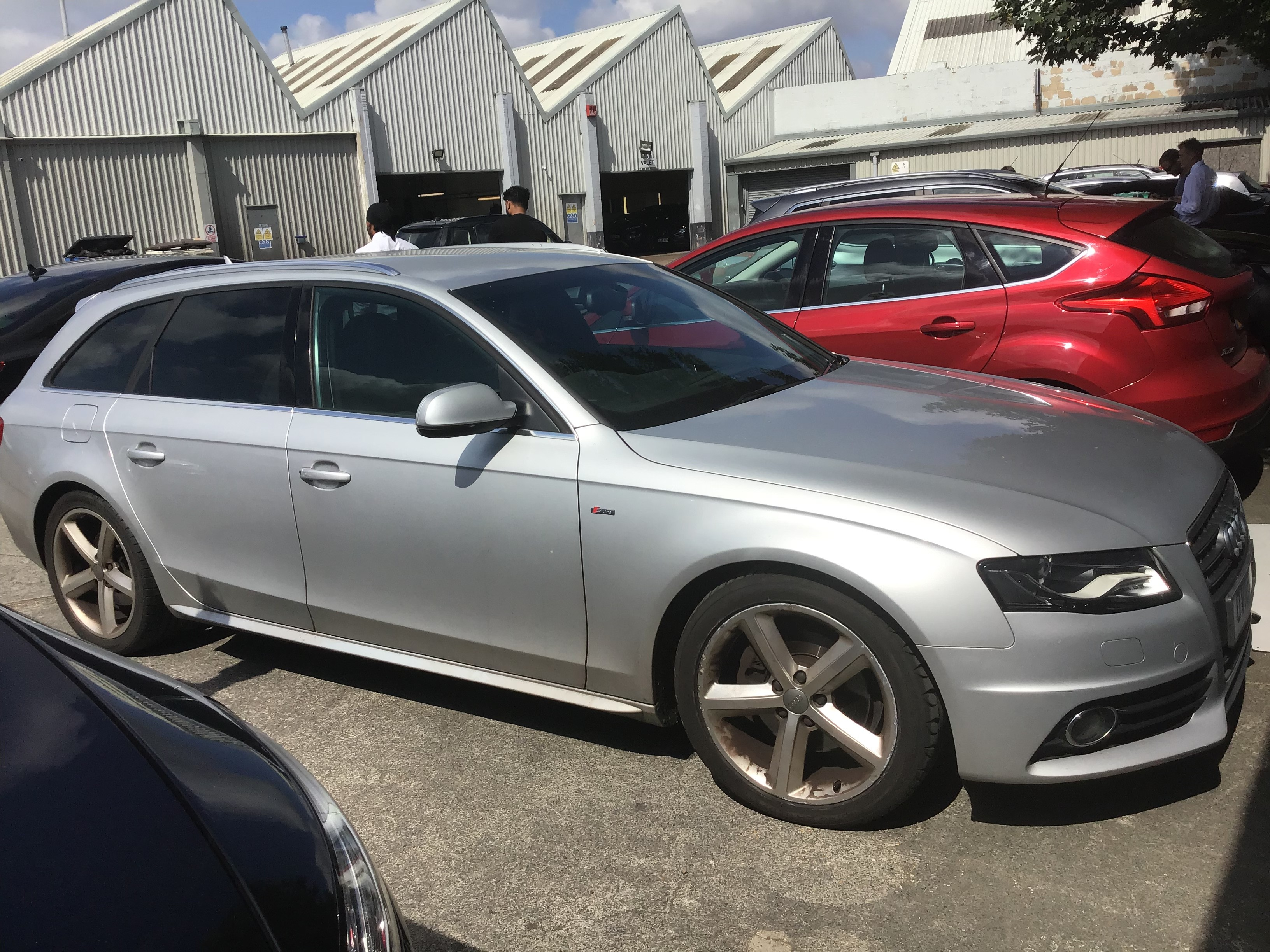 Audi A4 2.0 TDI 143 S Line 5dr [Start Stop] Exterior 1