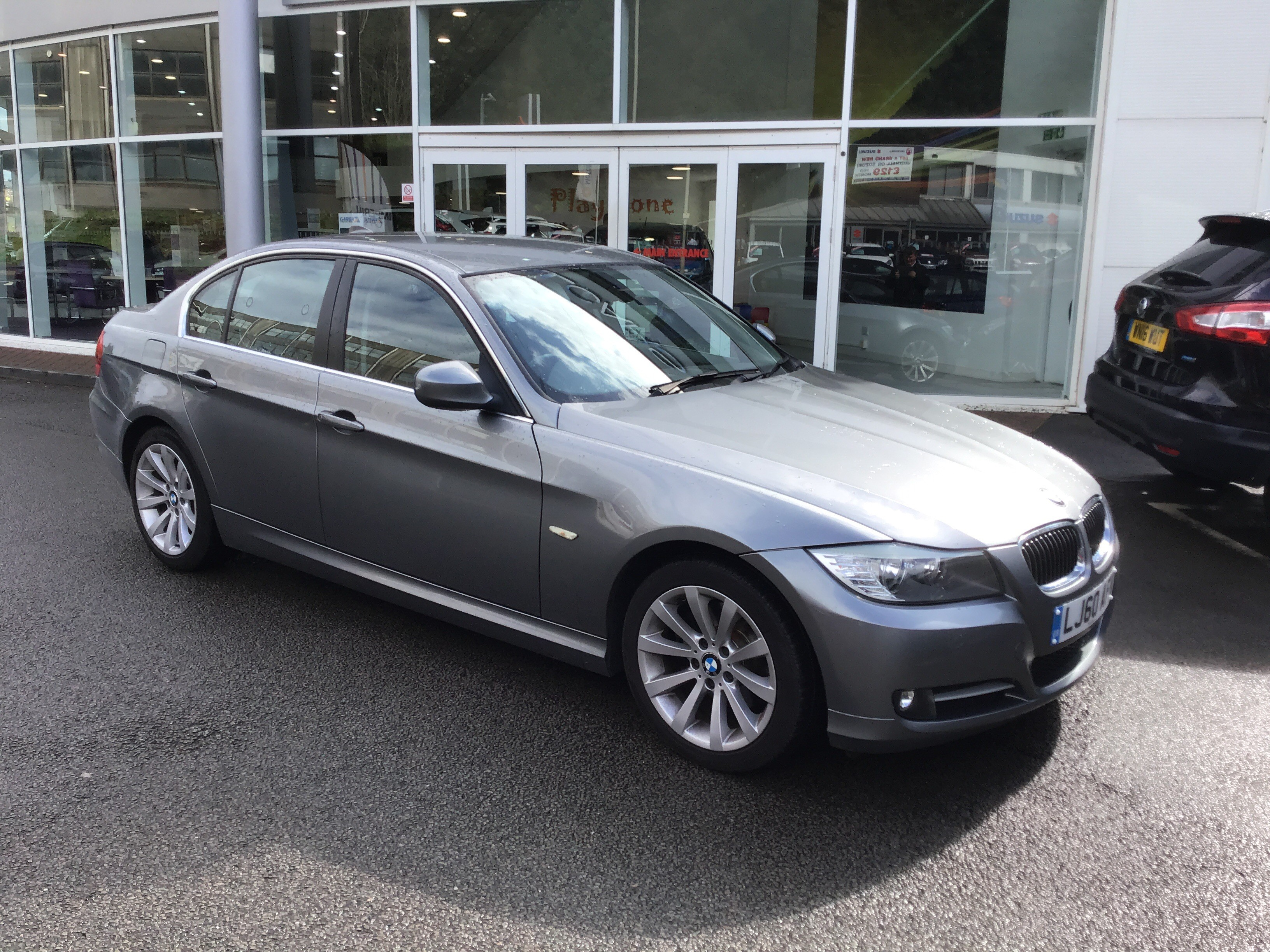 BMW 3 Series 320d [184] Exclusive Edition 4dr
