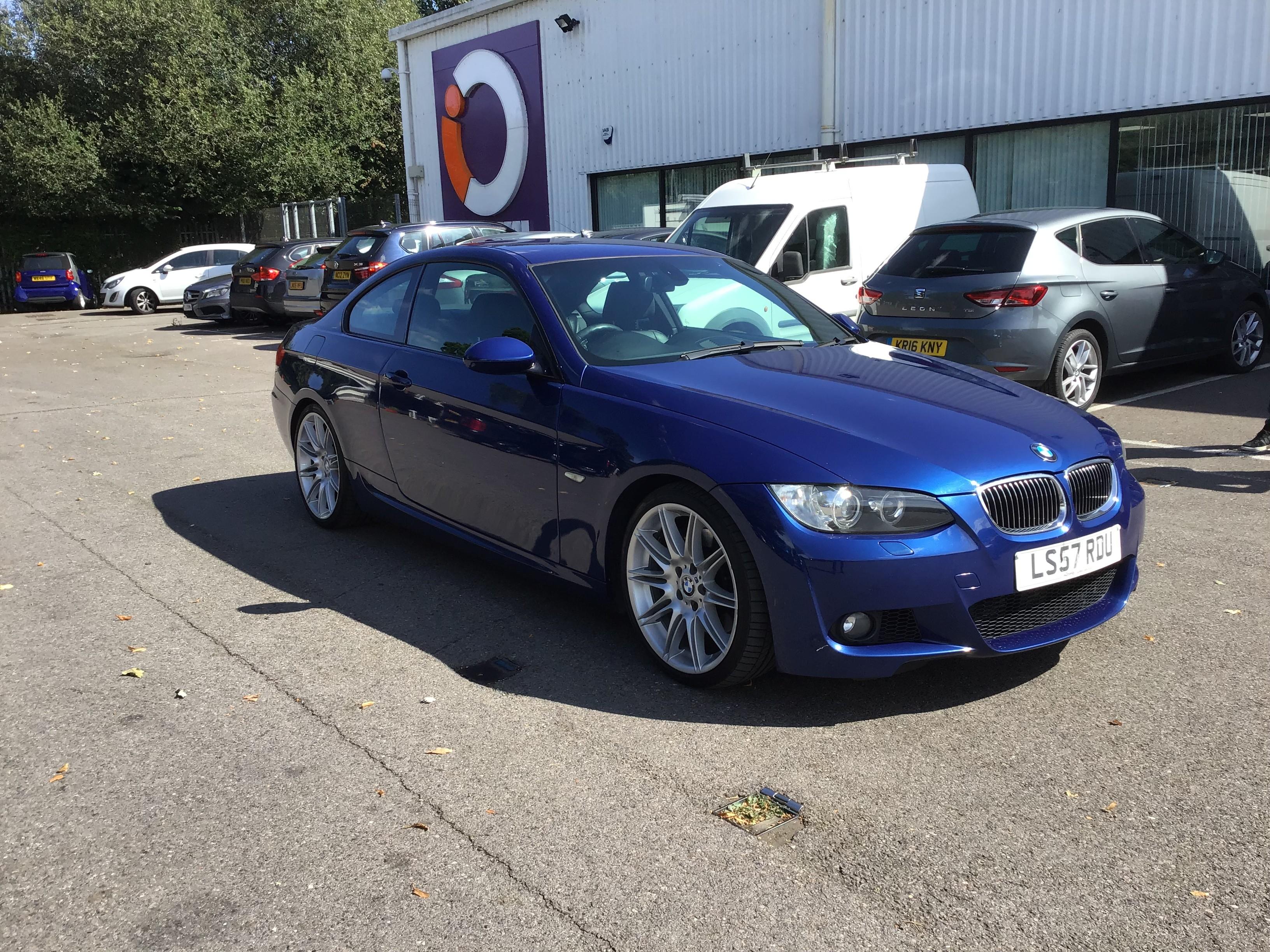 BMW 3 Series 335i M Sport 2dr Auto Exterior 2