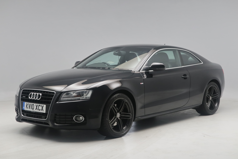 Audi A5 3.0 TDI Quattro S Line 2dr S Tronic
