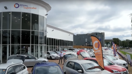 Imperial Cars - Northampton Showroom