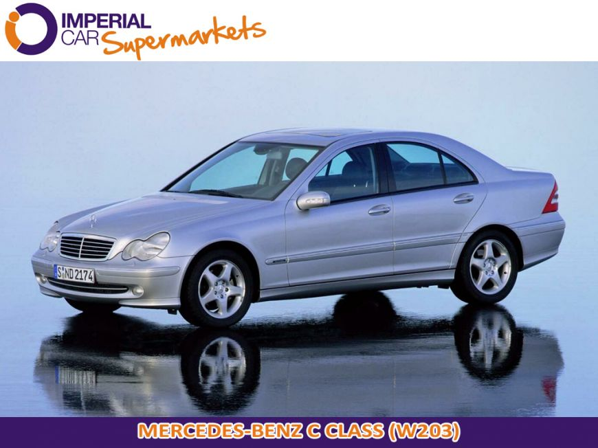 History of the Mercedes-Benz C Class - Imperial Car Supermarkets