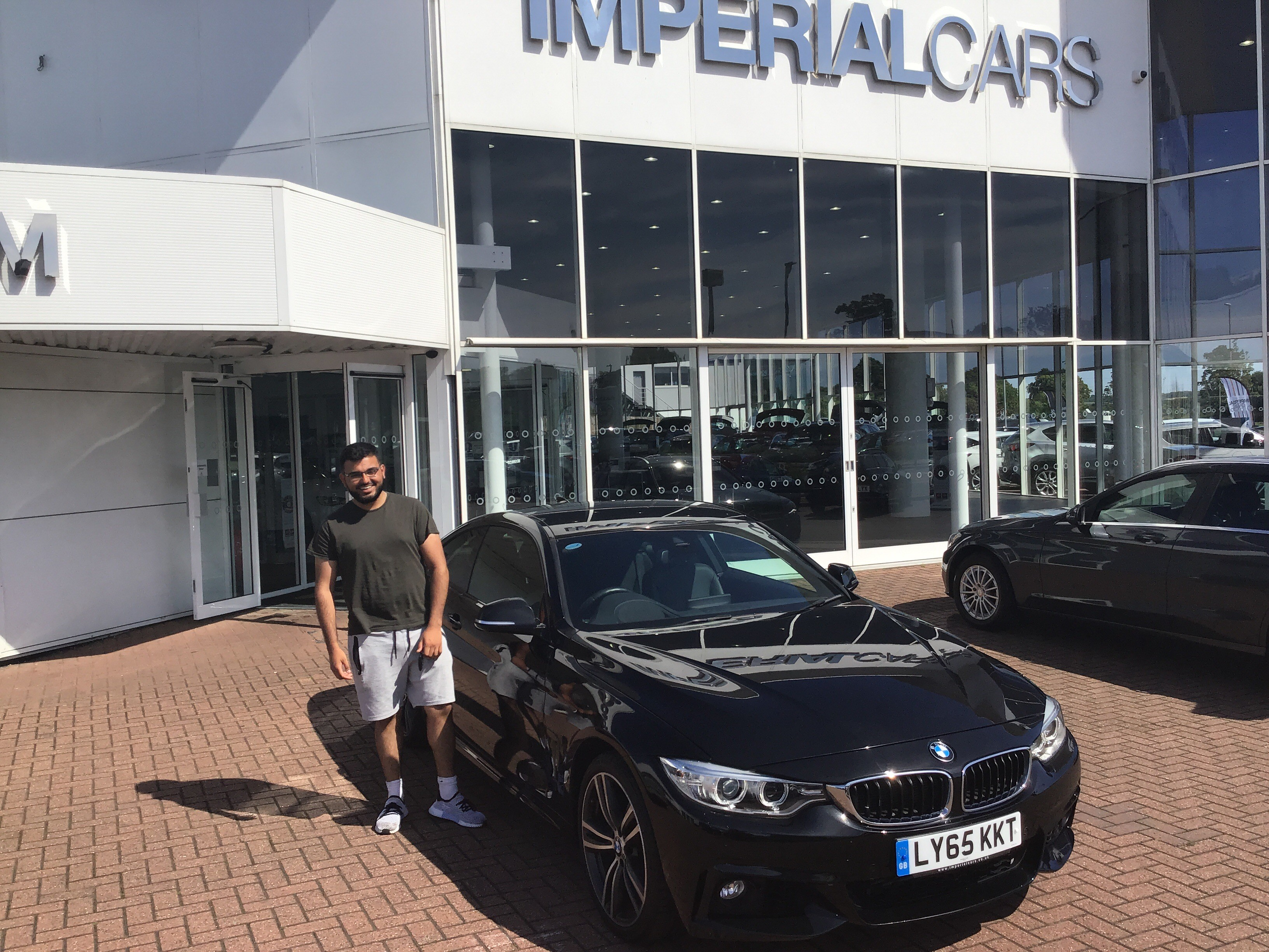 Customer Reviews - Imperial Car Supermarkets