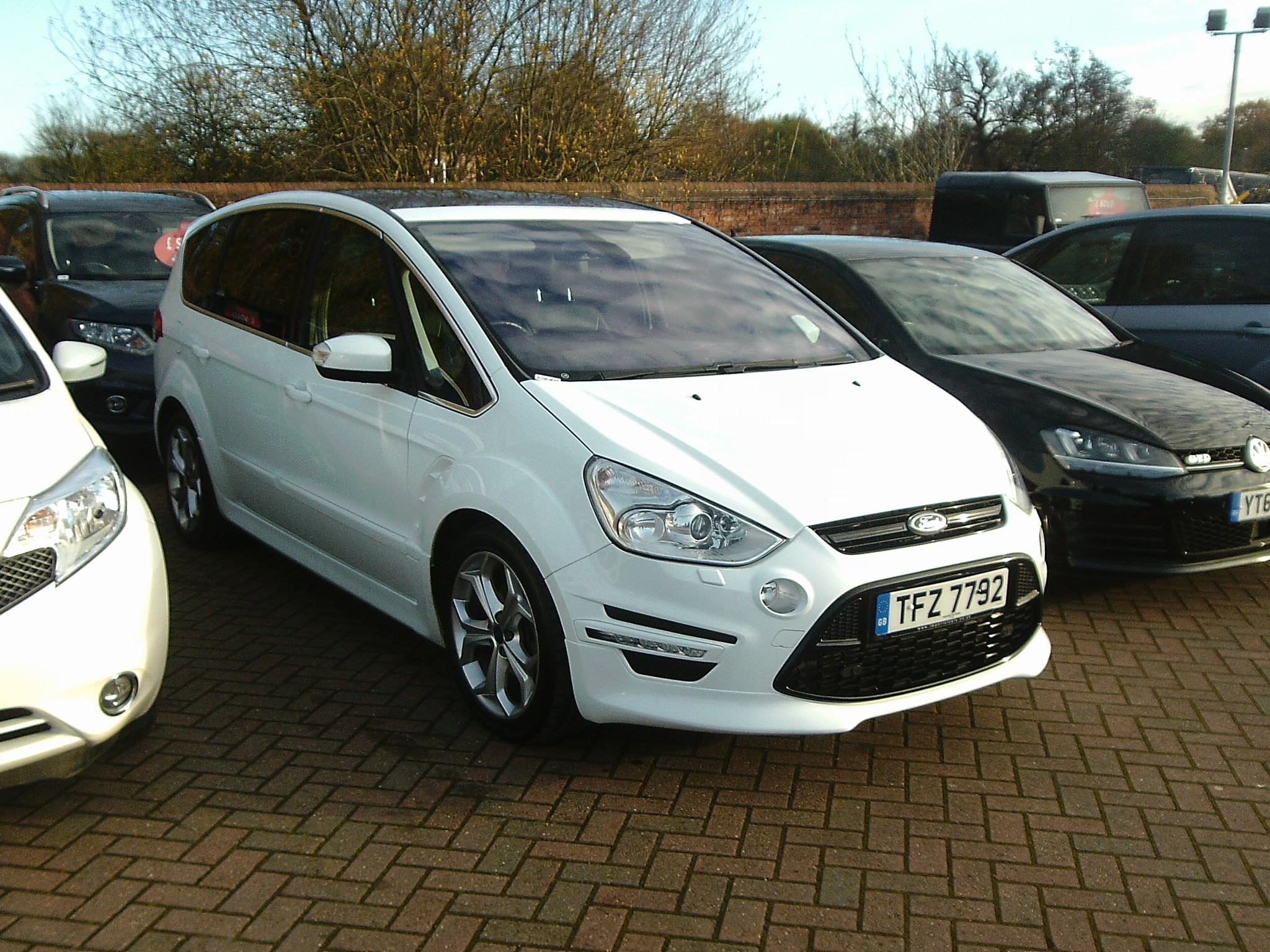 used ford s max for sale second hand smax finance deals uk