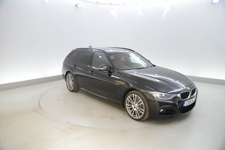 Used BMW 3 Series 320d EfficientDynamics Sport 4dr Step Auto Blue