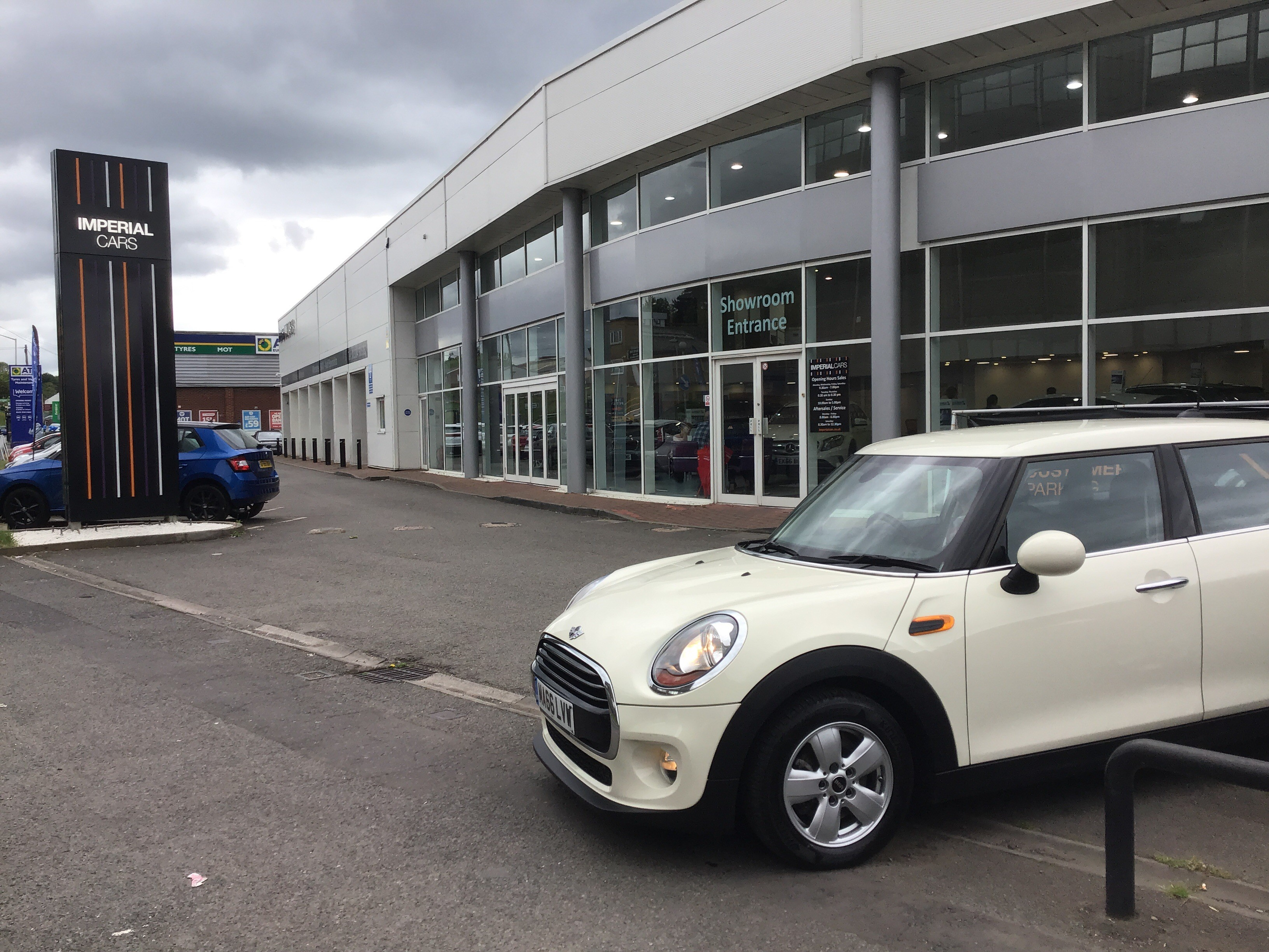 Used Mini Hatchback For Sale On Finance Second Hand Mini Dealers